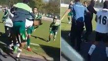 Konya'da Beşiktaşlı futbolculara saldırı