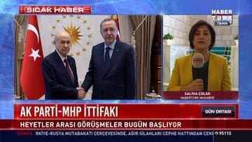 Ak Parti-MHP ittifakı