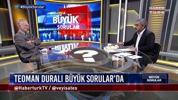 Büyük Sorular - 7 Ekim 2018 (Evrim Teorisi İslam İle Çelişir Mi?)