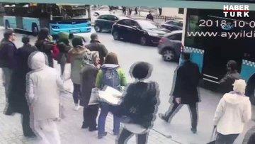 Beşiktaş'ta feci kaza: 2 yaralı