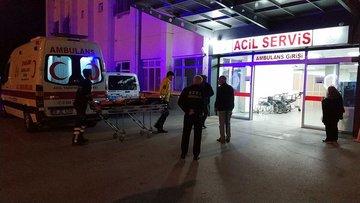 KYK yurdunda yemekten rahatsızlanan öğrenciler hastaneye kaldırıldı