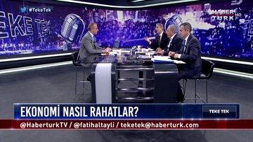 Teke Tek - 9 Ekim 2018 (Nilgün Bodur,Naim Babüroğlu,Nedim Şener,Şeref Oğuz)