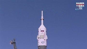 Uzay Gemisinin Fırlatılışı Sırasında Kaza - Astronotların Durumu İyi
