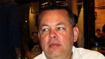 Papaz Brunson duruşma öncesi evinden alındı