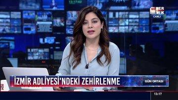 İzmir Adliyesi'ndeki zehirlenme: Hastaneye kaldırılan bir işçi hayatını kaybetti