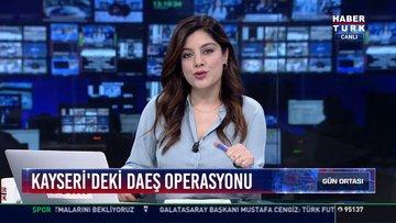 Kayseri'deki DAEŞ operasyonu: Göz altına alınan 7 zanlıdan 6'sı tutuklandı