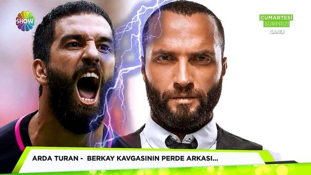 Arda Turan - Berkay kavgasının perde arkası!