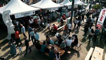 2. Adana Lezzet Festivali'ne yoğun ilgi