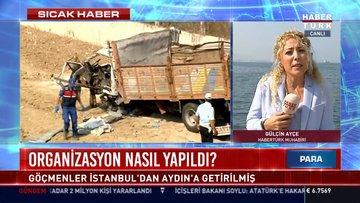 İzmir'deki kamyon faciasıyla ilgili 5 kişi gözaltına alındı