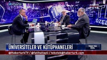 Teke Tek Özel - 14 Ekim 2018 (2. Dünya Savaşı'nın Türkiye'nin bilim tarihine etkisi ne oldu?)