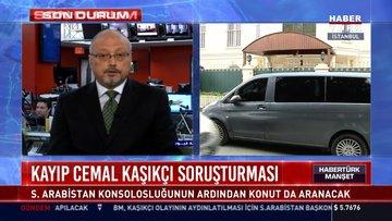 Kayıp gazeteci Cemal Kaşıkçı soruşturması