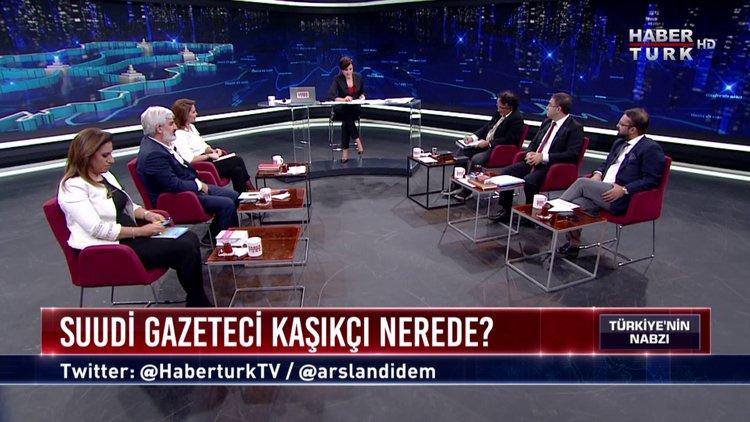 Türkiye'nin  Nabzı - 15 Ekim 2018 (Yargının Brunson kararı Türkiye-ABD ilişkilerini yumuşatır mı?)