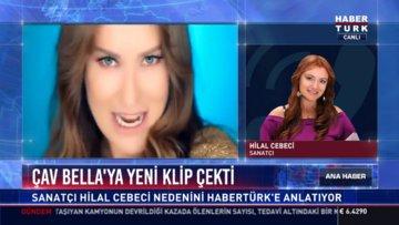 Hilal Cebeci Habertürk TV'ye konuştu