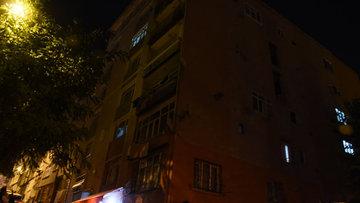 Şişli'de çökme tehlikesi! 4 bina tahliye edildi