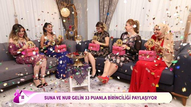Suna ve Nur Hanım birinciliği paylaşıyor!