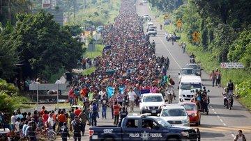 ABD, Orta Amerika ülkelerine yardımı kesiyor
