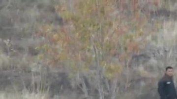 Ağaçlık alanda çocuk cesedi bulundu