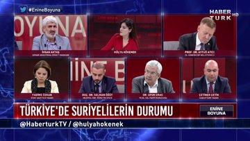 Enine Boyuna - 27 Ekim 2018 (Dörtlü İstanbul Zirvesi)