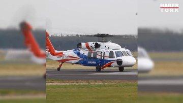 Bakan Soylu, envantere katılacak helikopterleri paylaştı