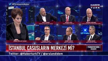 Türkiye'nin Nabzı - 31 Ekim 2018 (Türkiye'nin Suriye planı ne?)