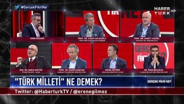 Gerçek Fikri Ne? - 2 Kasım 2018 (Türk kimdir, Türk kimliği nedir?)