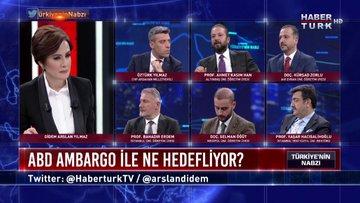 Türkiye'nin Nabzı - 5 Kasım 2018 (ABD ambargo ile ne hedefliyor?)