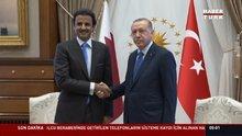 Katar Emiri Türkiye'ye geliyor: Erdoğan, Katar Emiri Şeyh Temim ile İstanbul'da görüşecek