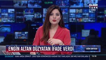 Engin Altan Düzyatan ifade verdi: Eşinin sosyal medya hesabı çalınınca tanık olarak dinlendi
