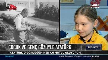 Atatürk sevgisini böyle anlattılar