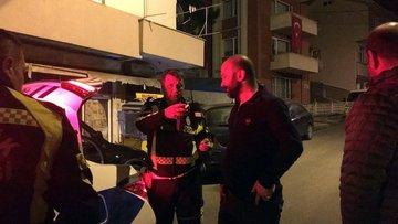 Kaza yapan alkollü sürücü polisi ikna etmeye çalıştı