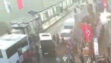 Vodafone 40. İstanbul Maratonu'nu havadan görüntülendi