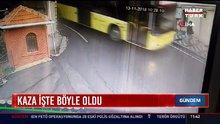 Kuruçeşme'de İETT otobüsü kaza yaptı: Çok sayıda yaralı