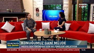 Söz Sende - 12 Kasım 2018 (Senarist/Yönetmen Gani Müjde)