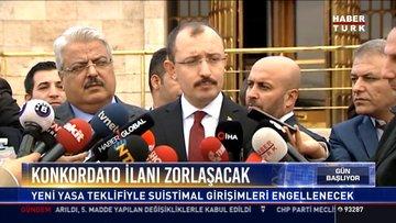 Konkordato ilanı zorlaşacak: Yeni Yasa Teklifiyle suistimal girişimleri engellenecek