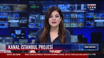 Kanal İstanbul projesi: Turhan: Proje kapamında 10 köprü yapılması planlanıyor