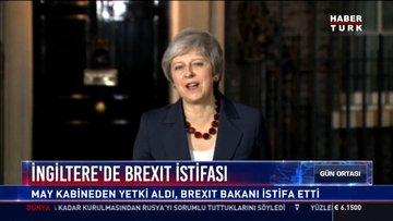 İngiltere'den Brexit'e onay: Bakanlar Kurulu, AB ile varılan anlaşma taslağını onayladı