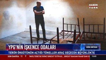 YPG'nin işkence odaları: Terör örgütü YPG'nin işkence odaları ortaya çıktı