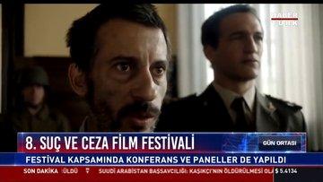 8.suç ve ceza film festivali: Festivalde ödül kazanan filmler sahiplerini buldu