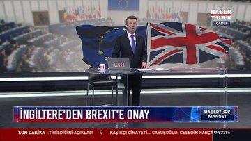 İngiltere'den Brexit'e onay: Bakanlar Kurulu AB ile varılan anlaşma taslağını onayladı