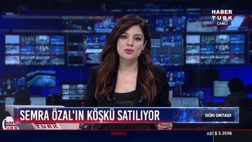 Semra Özal'ın köşkü satılıyor: Sarıyer'deki köşk 20 milyon TL'ye satışa çıkarıldı