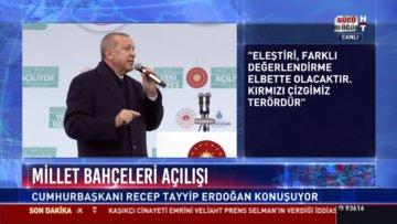 İstanbul'da 5 'Millet Bahçesi' açılıyor