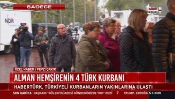 Alman hemşirenin 4 Türk kurbanı