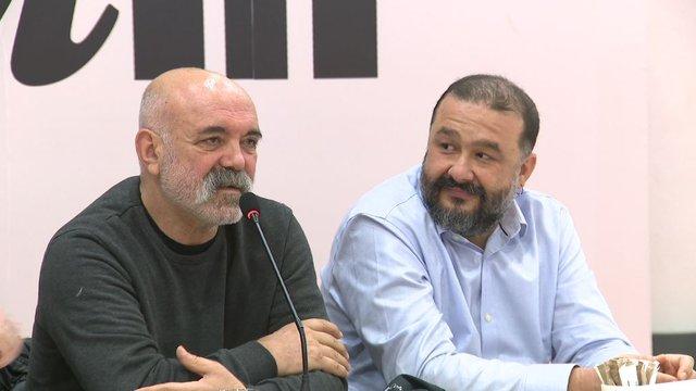 Ercan Kesal ve Gökhan Horzum Çukur'u anlattı!