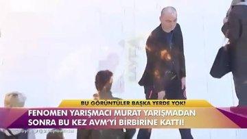 Masterchef Murat AVM'yi birbirine kattı