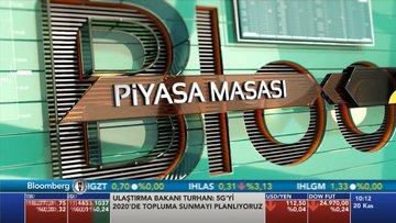 Piyasa Masası - 20 Kasım 2018