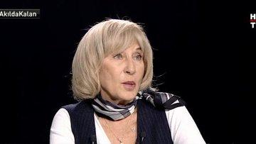 Ayşe Kulin, Habertürk'te bilinmeyenlerini anlattı