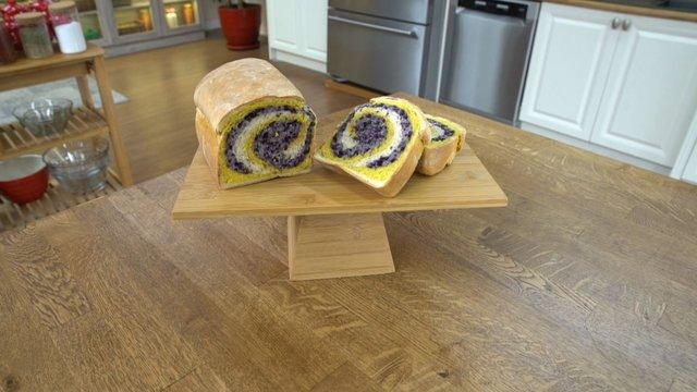 3 renkli ekmek