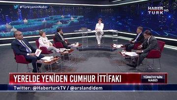 Türkiye'nin Nabzı - 21 Kasım 2018 (Yerelde yeniden cumhur ittifakı olur mu ?)