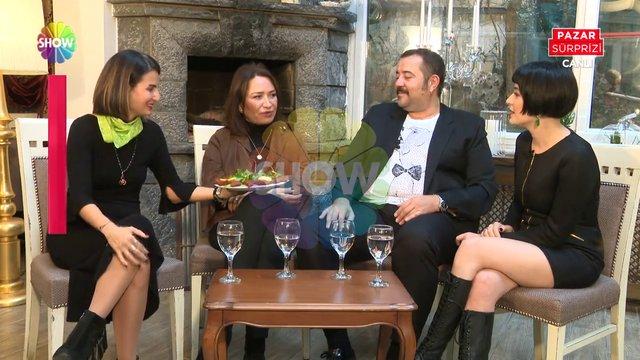 Ata Demirer, Demet Akbağ ve Gonca Vuslateri ile çok özel!