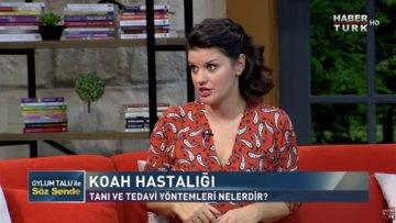 Söz Sende - 25 Kasım 2018 (Prof. Dr. Yaşar Karakoca, Op. Dr. Eyüp Bozkurt)